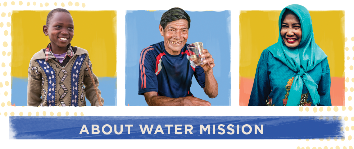 About Water Mission